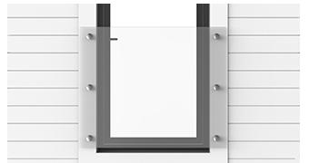 Balkongelander Mit Glas Oder Edelstahl Komplett Bausatz